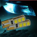 Uitstekend! ! ! 2016 Transparante LEIDENE van het Kristal Guangdian 6SMD T10 Lichten 5050 Nieuwe Soort van het Silicone van de Spaander het Waterdichte het Licht van de Auto