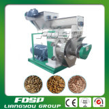 Machine de boulette de copeaux de biomasse pour faire l'essence de boulette