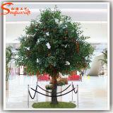 Abbellimento dell'albero artificiale del Ficus dell'ornamento del giardino