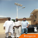 6m met 36W Solar LED Street Light (DXSLSL-012)