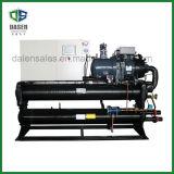 Glykol-wassergekühlter industrieller Schrauben-Wasser-Kühler der niedrigen Temperatur-650HP