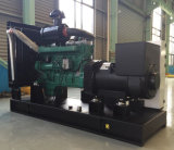 Buon Price Open Type 250kVA Diesel Generator Set con Engine cinese Shangchai