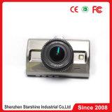 H. 264二重カメラおよびGセンサーが付いている車DVR
