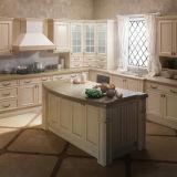Migliore armadio da cucina del MDF di vendita Pr-K4077