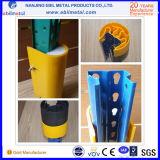 Populärer aufrechter Plastikschoner/Spalte-Schoner für Speicherzahnstangen