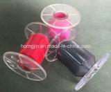 Bande chaude colorée d'animal familier d'isolation d'enduit de Mylar de fonte de bande de polyester de Minuteness pour le fil Wraping&Shielding