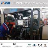 Botella plástica de nylon de los PP del PE de Tonva precio de la máquina del moldeo por insuflación de aire comprimido de 1 litro