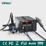 De Vacuüm Solderende Post van Yihua 968dB+ met Meer Vervangstuk