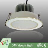 5W高い内腔のDownlightの明滅は保証3年の解放する