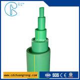Пластичные размеры трубы водопровода PPR