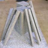 Panneau en aluminium recyclable de mousse de 100%
