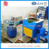 100kg Stainles Steel, Cast Iron Induction Melting Furnace