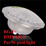 RGB Swimming Pool Light PAR56 Underwater Lights Lamp 18W Fountain Luz Bulbs Outdoor Light Waterproof IP68 LED Light