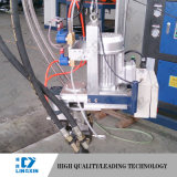 Espuma rígida del poliuretano que hace la máquina