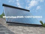 Collettore solare di pressione del tubo di U