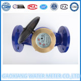 2 '' Zoll flanschte Leitschaufel-Rad-Wasser-Messinstrument