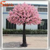 Árvore artificial da flor de cereja da decoração do casamento
