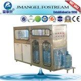 Primera automatización rápida bien escogida de la contestación línea de embotellamiento del agua de 5 galones