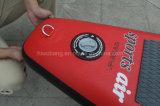 De rode Tribune Van uitstekende kwaliteit van de Surfplank op de Raad van de Peddel