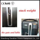 Máquina de la aptitud de la gimnasia del precio bajo/enrollamiento de pierna propenso