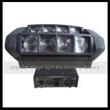mini luz principal móvil de la araña de 8PCS 10W RGBW 4in1 LED