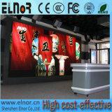 Quadro de avisos interno do diodo emissor de luz da cor cheia da alta qualidade P4
