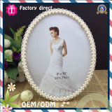 Oval Colorful Design Glass Photo Frame Factory