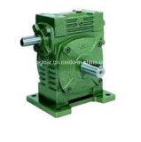 Reductor del engranaje de la caja de engranajes de la velocidad del gusano del arrabio de Wpa