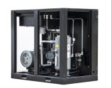 Compresor de aire transmitido por banda del tornillo de la alta calidad de Airhorse 75HP de poco ruido