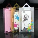 Casella impaccante personalizzata di caso mobile di plastica di iPhone