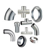 3A Stainless Steel Sanitary Elbow