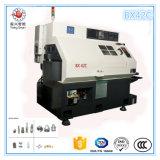 Tipo cheio centro de giro da base da inclinação da máquina do torno do CNC da função do torno profissional do fornecedor de Shanghai do CNC do torno do CNC
