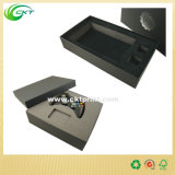 Boîte-cadeau rigide de mousse de carton avec la fermeture magnétique (CKT-CB-708)