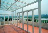 Vidro temperado seguro desobstruído curvado alta qualidade para construir Constrction