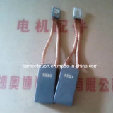 A escova de carbono da grafita do metal viaja de automóvel o fornecedor (RC67) de China