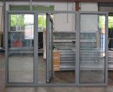 Guichet en aluminium de tissu pour rideaux de qualité avec le carreau K03058 de difficulté