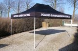 رخيصة خارجيّة اقتصاديّة ألومنيوم إطار يطوي خيمة لأنّ يعلن