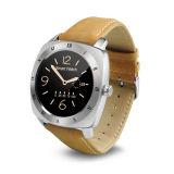 Reloj elegante impermeable de la pantalla táctil de la manera con el vario dial
