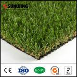 Cer-Bescheinigungs-preiswerter Rasen-künstliche Gras-Matte für Landschaft