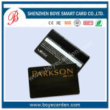 Cartão plástico feito sob encomenda com impressão de Cmyk