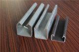 El C cerca el acero estampado en frío de acero de la alta calidad con barandilla