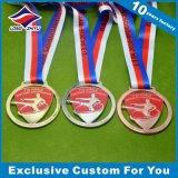 Medallas chinas de Kongfu que luchan las medallas del judo de las medallas de Taekwondo de las medallas