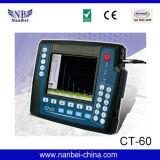LCD 디지털 Portable NDT 초음파 결함 검출기