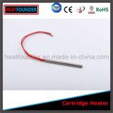 Патронный электрический нагревательный элемент высокого качества высокотемпературный упорный