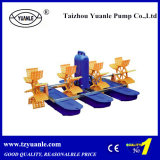 Paleta Wheel Aerator para Shrimp, Pond y Fish Farming Floating Pump