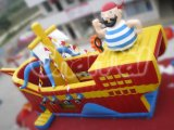 PVC 2016 i Caraibi Pirate Inflatable Slide (chsl116)