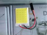 Светильник электрических лампочек чтения купола автомобиля белизны 36-3528 6*6 SMD СИД панели PCB СИД нутряной