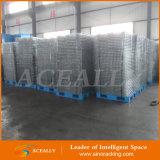Aceally Warehouse Steel Wire Mesh Deck, Storage Galvanized Welded Wire Decking