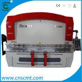 Гибочная машина тормоза давления CNC Wc67k-160t/3200 металлопластинчатая