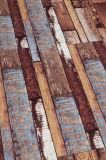 Eichen-Ahornholz-hölzerner hölzerner lamellenförmig angeordneter lamellierter Bodenbelag des Parkett-HDF AC3